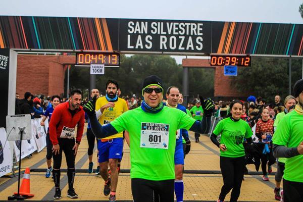 ¡A correr! Las Rozas se prepara para una nueva San Silvestre roceña
