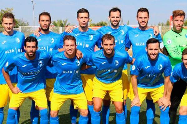 Las Rozas toma el liderato de la Tercera División