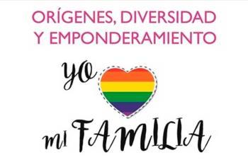 """FELGTB celebrará en septiembre sus VIII Jornadas de Familias bajo el lema """"Yo amo mi familia"""" Orígenes, diversidad y empoderamiento de las Familias LGTBI+"""