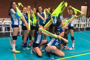 Las chicas leganenses han finalizado la temporada como las novenas de España