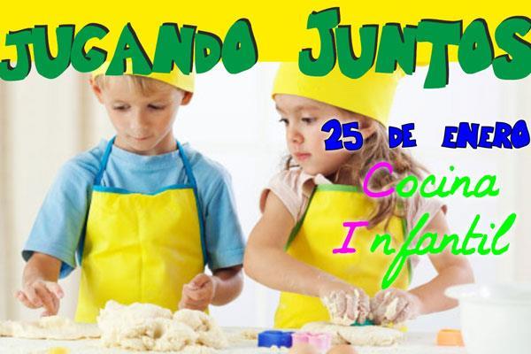 Las inscripciones para el Taller de Cocina Infantil, ya disponibles