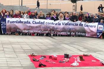 Las fuenlabreñas serán protagonistas de la performance de esta tarde en la plaza de la Constitución