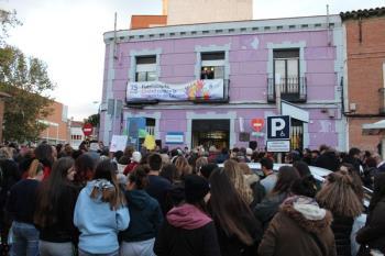 El Consejo Local de la Mujer ha convocado una concentración a las 17:30 horas