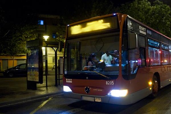 La línea de autobús se verá afectada desde el día 18 hasta el día 20 de junio