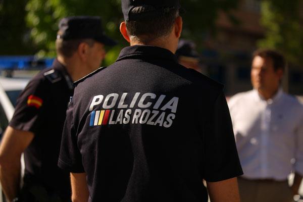 Las oposiciones a Policía Local de Las Rozas, multitudinarias