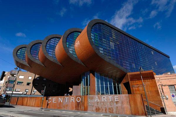 A partir de enero, la sala del Centro de Arte de Alcobendas permanecerá abierta hasta las once de la noche