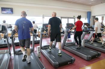 Se renovará el equipamiento tanto de cardio como de musculación