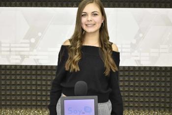 Laura Rodríguez, beneficiaria de la beca Amancio Ortega