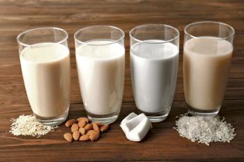 El consumo de las leches de soja, avena o arroz ha aumentado estos últimos años por considerarse más saludables