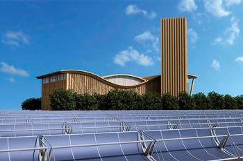 Esta instalación entra dentro del Proyecto Clima del Ministerio de Transición Ecológica
