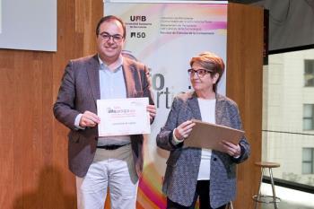 Se trata de un galardón otorgado por la Universitat Autònoma de Barcelona