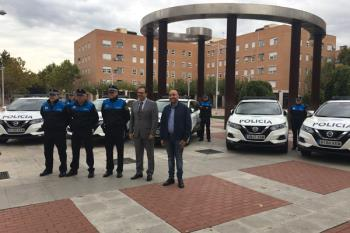 Así lo ha anunciado el alcalde durante la presentación de los cinco nuevos vehículos del cuerpo