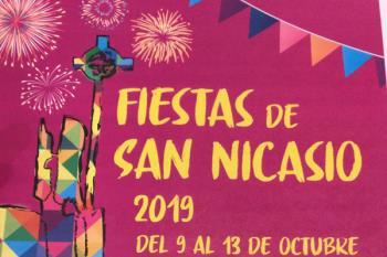 Los festejos contarán con un presupuesto de 84.000 euros y arrancarán el 9 de octubre