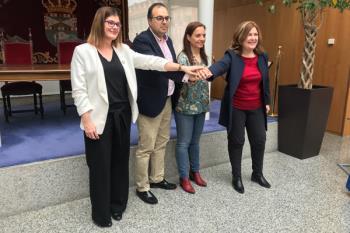 Junto con Getafe, Alcorcón, Móstoles y Fuenlabrada, trabajará por la Cooperación