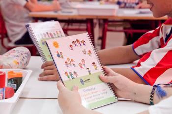 Busca continuar impulsando la inclusión en las aulas de nuestros centros escolares