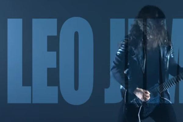 Leo Jiménez, nuestro fuenlabreño más rockero, estrena temazo