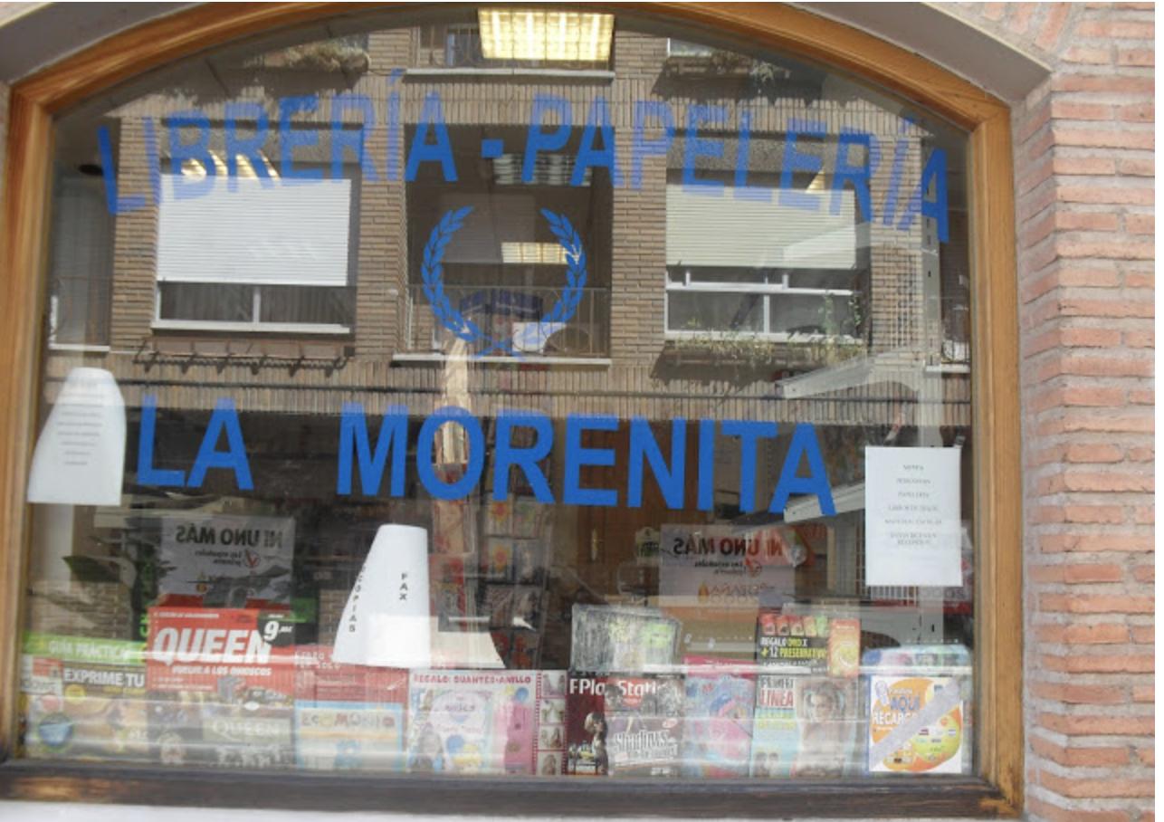 Libreria Papeleria la morenita
