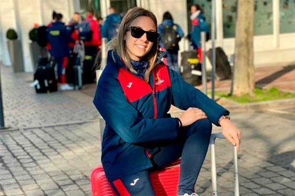 Lidia Rodríguez vuelve a la competición tras la plata nacional