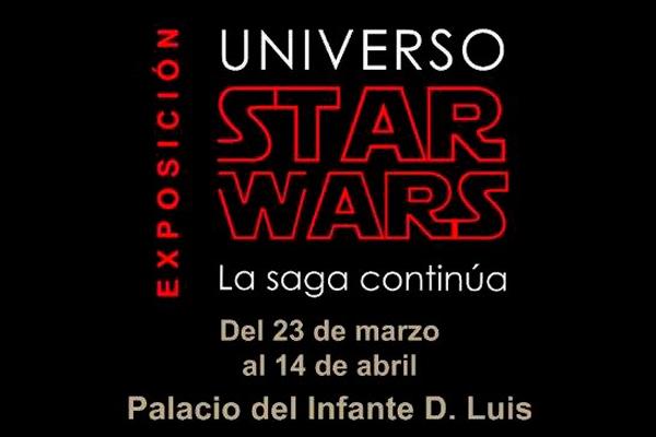 El Palacio del Infante Don Luis acoge esta exposición hasta el 14 de abril