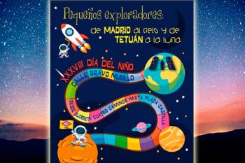 El evento de este año se denomina 'Pequeños exploradores' y tendrá lugar este domingo 8 de septiembre