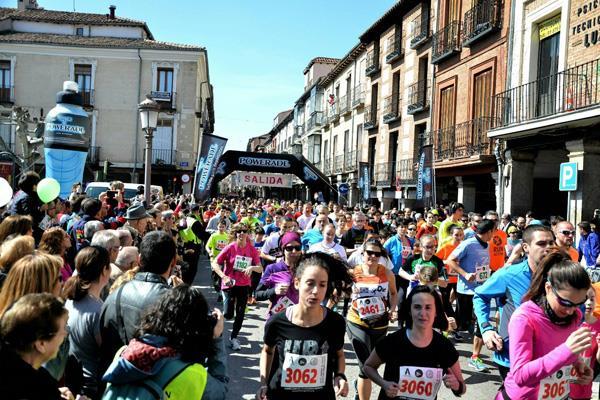Alcalá se prepara para el Día del Atletismo Popular