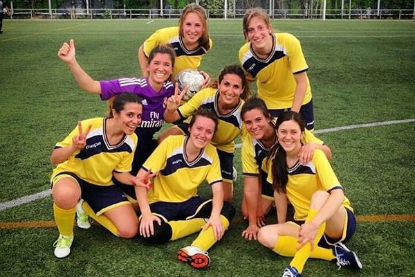Disfruta del Torneo Femenino de Fútbol 7 Orgullo 2018