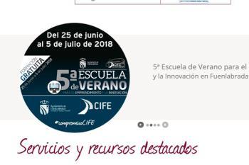 El CIFE además oferta el Curso 'Creación y Gestión de Empresas'