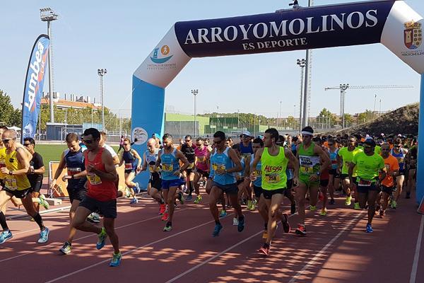 Apúntate a la VII Carrera de Otoño de Arroyomolinos