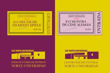 El Centro Sociocultural Norte-Universidad acogerá cada miércoles de febrero una película en versión original, subtitulada en castellano