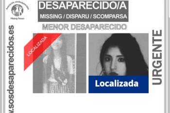 El pasado 11 de febrero se solicitaba ayuda para localizar a las menores que desaparecieron en Torrejón de Ardoz y en Meco
