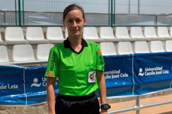 El Ángel Nieto está acogiendo un torneo de fútbol con el VAR como protagonista