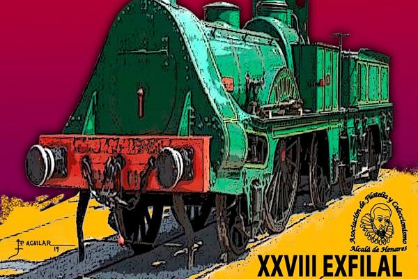La Asociación de Filatelia y Coleccionismo rinde homenaje a dos acontecimientos importantes para Alcalá