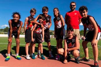 El equipo de fútbol americano acercará la modalidad 'Flag Football' a los más jóvenes