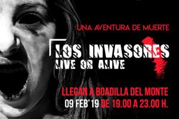 Una invasión de criaturas maléficas llegará a Boadilla el 9 de febrero
