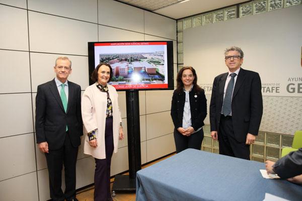 La Comunidad de Madrid invertirá 13 millones de euros en materializar este proyecto