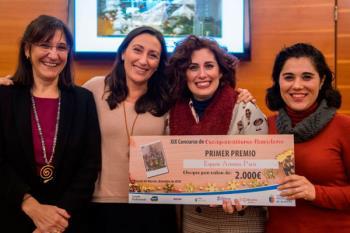 Espacio Artístico París y Kalzza han conseguido el primer y segundo premio valorados en 2.000 y 1.000 euros