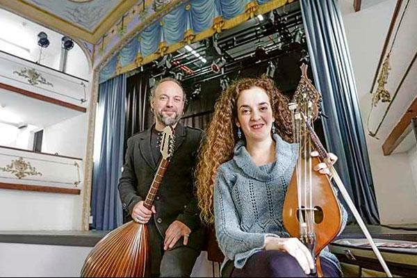 Los Viernes de Tradición recorre el folk ibérico e internacional