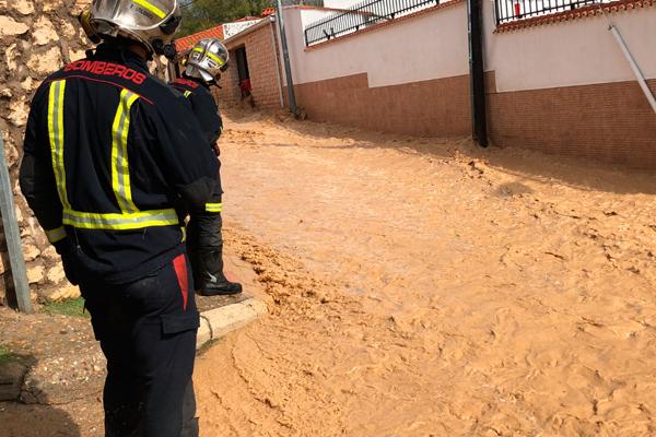 Isabel Díaz Ayuso anunció una partida extraordinaria destinada a los municipios afectados por las inundaciones