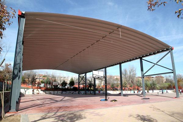 Alcobendas ha invertido 183.000 euros en la ejecución de esta obra