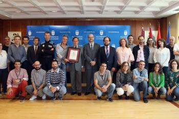 La empresa AENOR ha comprobado que nuestra ciudad cumple con los requisitos de seguridad en sus sistemas de información