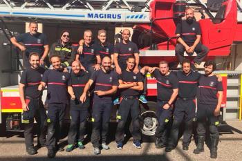 Así se ha aprobado en un Pleno que ha contado con la presencia de una representación de bomberos de nuestra localidad