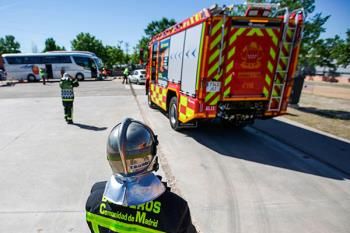 Se celebrarán talleres, simulaciones en un gran parque hinchable, exposición de vehículos y otras actividades