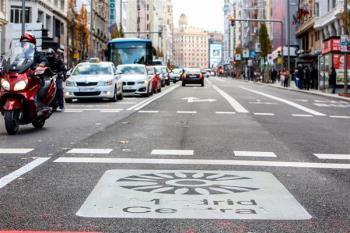 Los transportistas con vehículos ligeros de distintivo B tendrán que cambiar sus vehículos por flotas más ecológicas