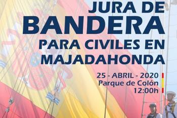 La Armada Española organiza la Jura de Bandera el 25 de abril
