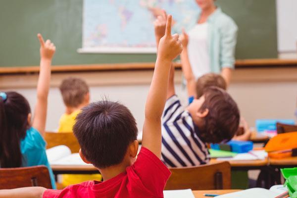 Los colegios de Alcalá de Henares abren sus puertas