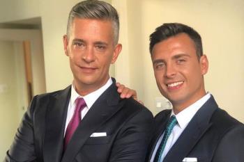 Una pareja LGTBI+ influyente según las últimas listas publicadas por los medios.