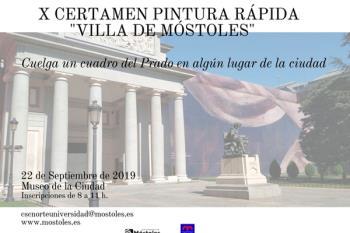 Las dos obras premiadas pasarán a formar parte del Patrimonio del Ayuntamiento de Móstoles