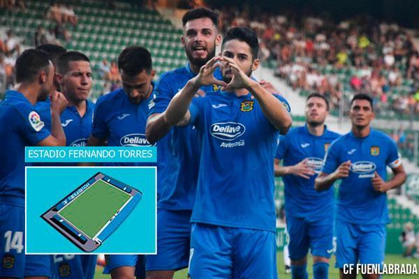 El Fuenla tendrá un duro viaje en la liga Smartbank 2019/20