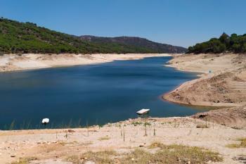El agua embalsada a esta fecha es un 18% inferior a la media de los últimos 10 años ¿Cómo está la situación en los embalses de la Comunidad?