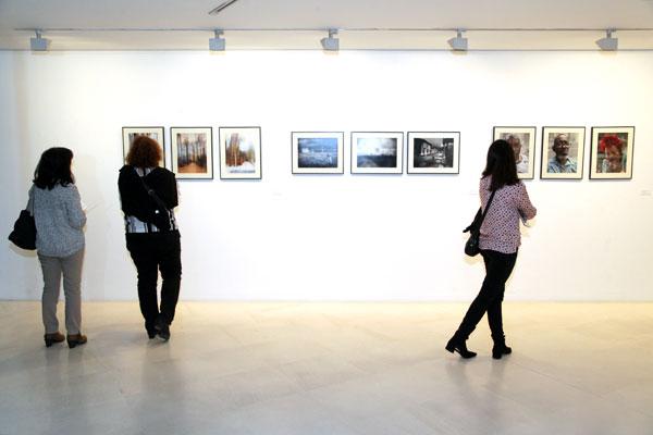 Visita la exposición 'Series', de los dos ganadores y los ocho finalistas, hasta el próximo 22 de noviembre